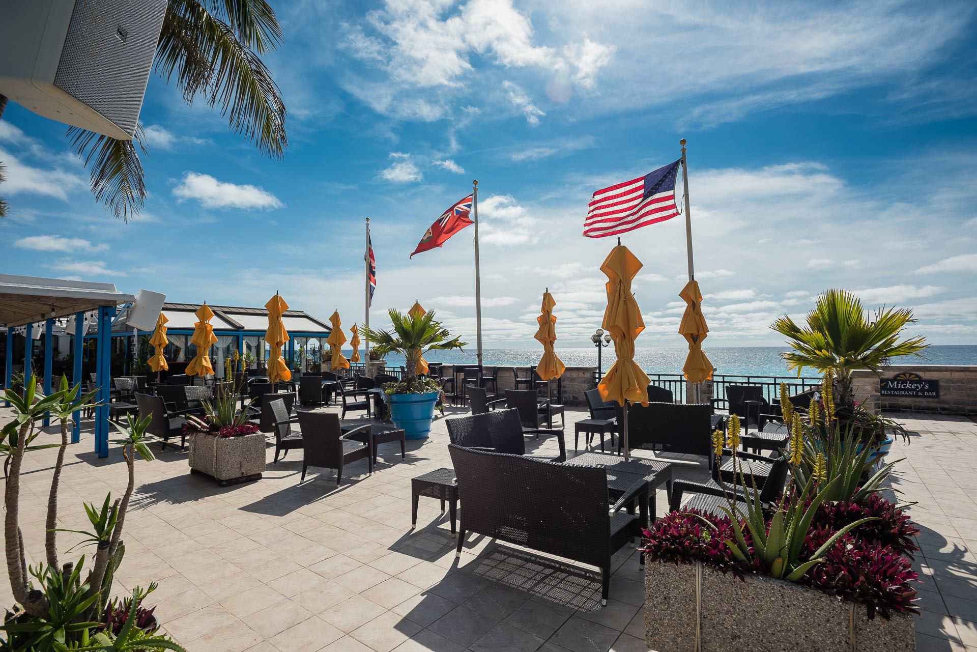 Seabreeze Lounge and Terrace